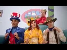 ready steady wiggle dressing up youtube