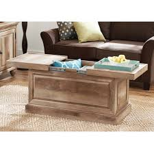 better homes and gardens coffee table better homes and gardens crossmill collection coffee table