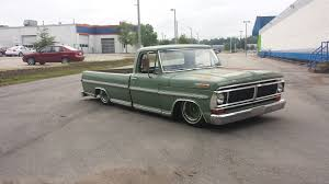 Classic Ford Truck Enthusiasts - my mildly lowered 1970 f100 ford truck enthusiasts forums