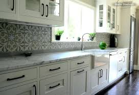 white backsplash tile for kitchen black white grey tile backsplash asterbudget