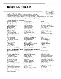 Resume Sample Phrases by Great Resume Phrases Free Resume Example And Writing Download