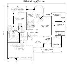 Large Ranch Floor Plans 23 Best Floor Plans Images On Pinterest Square Feet Bedroom And