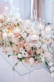centerpiece ideas for wedding 18 blush wedding centerpieces for your big day