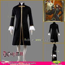Anime Halloween Costumes Anime Cosplay Gray Man Cross Maria 1st Men Clothing Boy U0027s