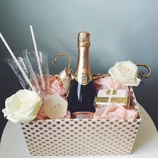 engagement gift baskets pin by pinch provisions on wedding inspiration envy
