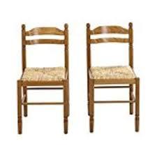 chaise de cuisine bois chaise cuisine bois paille simple lot de chaises tina assise paille