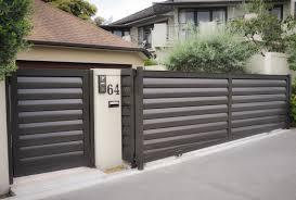 Unique Gate Fence Design Designs Fences And Gates For Homes Best