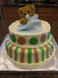 teddy bear baby shower cake ideas baby shower decoration