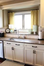 kitchen window decor ideas kitchen sink window treatments check more at https rapflava