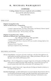 Education On Resume No Degree Best Resume Without College Degree Gallery Simple Resume Office