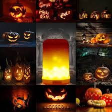 Halloween Flood Lights by Arilux E27 4w Smd2835 1595k Two Modes Warm White 99leds Flicker