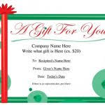 templates free gift certificate template word printable with
