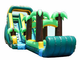 commercial water slides cheap used water