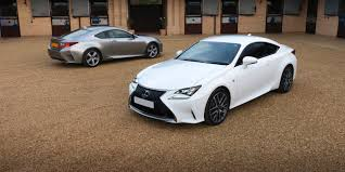 lexus rc 300 f sport review lexus rc review carwow