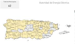 Map Of Puerto Rico Why The Puerto Rican Government U0027s Electricity Statistics Are