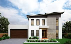 double storey house design the u0027adriana 31 u0027 with modern facade