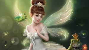 little fairy mystery wallpaper