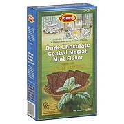osem matzah osem chocolate coated matzah mint flavor shop kosher at heb
