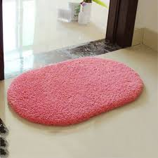1pcs anti slip soft absorbent bath bathroom bedroom floor plush