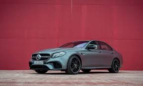 2018 mercedes amg e63 s 4matic puts the hammer down
