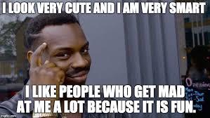 I Am Smart Meme - roll safe think about it meme imgflip
