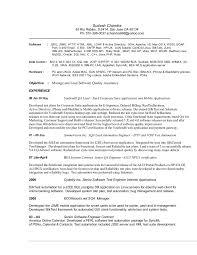 beautiful entry level qa tester resume ideas simple resume