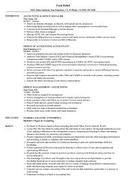 resume key terms accounting office resume samples velvet jobs