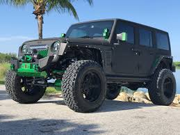 custom jeep wrangler unlimited for sale inventory sobe customs jeep 4x4 sales custom shops