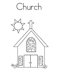 sheets church coloring pages print 18 free coloring book