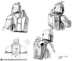 original concept artwork for the infamous u0027star wars u0027 bounty