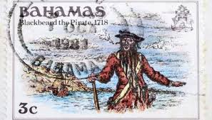 facts about blackbeard the pirate for children synonym