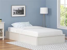 Ameriwood Bedroom Furniture by Ameriwood Furniture Austin Twin Platform Bed Frame Vintage White