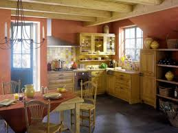 country kitchen backsplash ideas sink black granite countertop brown tile backsplash