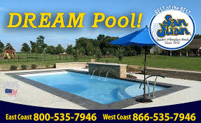 new great lakes in ground fiberglass pool by san juan fiberglass pools manufacturer san juan fiberglass pool spas