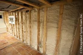 closed cell insulation basement waterproofing mold