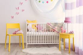 rideaux pour chambre de bébé chambre de bébé quel rideau choisir