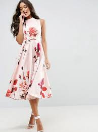 floral dresses 15 floral dresses for summer wedding guests