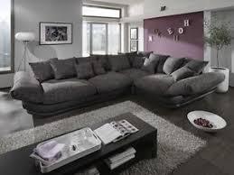 mega sofa megasofa ultra sofa mega big leather fabric corner l