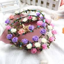 flower decoration for hair discount decorative flowers for hair decoration 2017 decorative