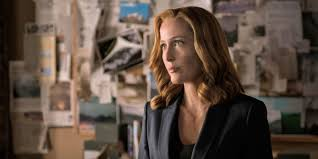 gillian anderson is quitting the x files after season 11