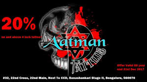 tattoo studio aatman tattoos in bangalore india