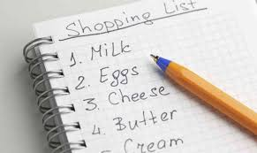 shopping guide eat like the grown up you are a visual grocery shopping guide