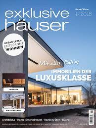 exklusive häuser 1 2018 by family home verlag gmbh issuu