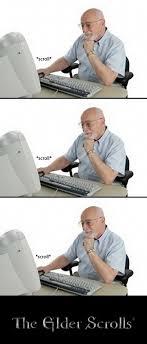 Elder Scrolls Memes - elder scrolls meme guy