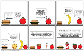food animation sotryboard storyboard by jacksmart