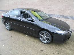 2007 used honda accord used honda accord 2007 black paint diesel 2 2 i ctdi sport 4dr