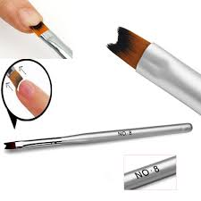 1pcs acrylic painting drawing french manicure pen brush design