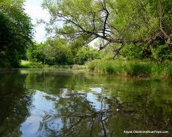 Wichita Kansas Kansas Kayaking On Santa Fe Lake Near Wichita Kansas