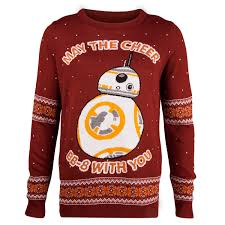 wars sweater wars bb 8 knitted jumper geekcore co uk