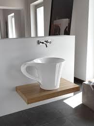 mensola lavabo da appoggio lavabo appoggio bianco cup
